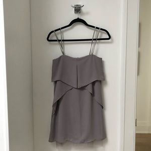 BCBG MaxAzria Runway Strapless Dress. Size 0.